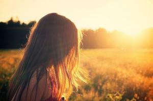 Feedback:  how to turn towards the sunshine